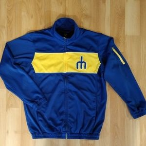 Cooperstown Seattle Mariners Track Jacket
